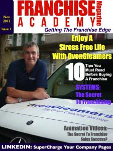 franchise academy magazine