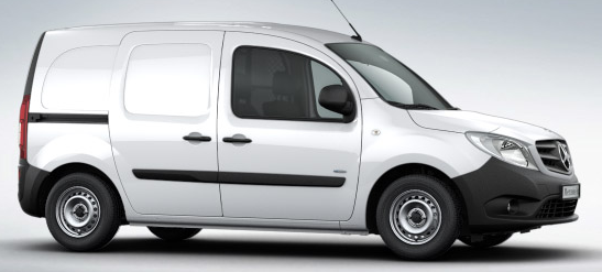 Citan Oven Cleaning Van